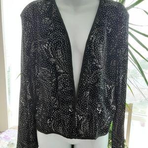 Fully Beaded Jacket/Blazer